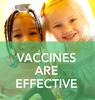 Click to Vaccines Are Effective page