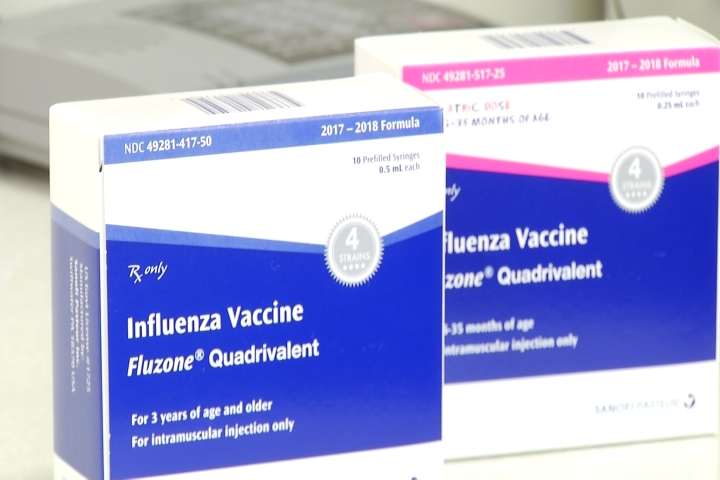 CDC: Flu activity reaching highest level in nearly a decade