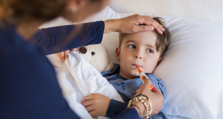 CDC: 37 Children Dead As Flu Epidemic Spreads Nationwide