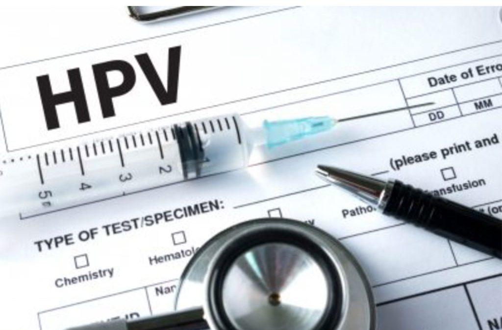 HPV vaccine protects against cancer, large study finds