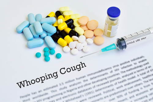 Two whooping cough cases confirmed in Calhoun County