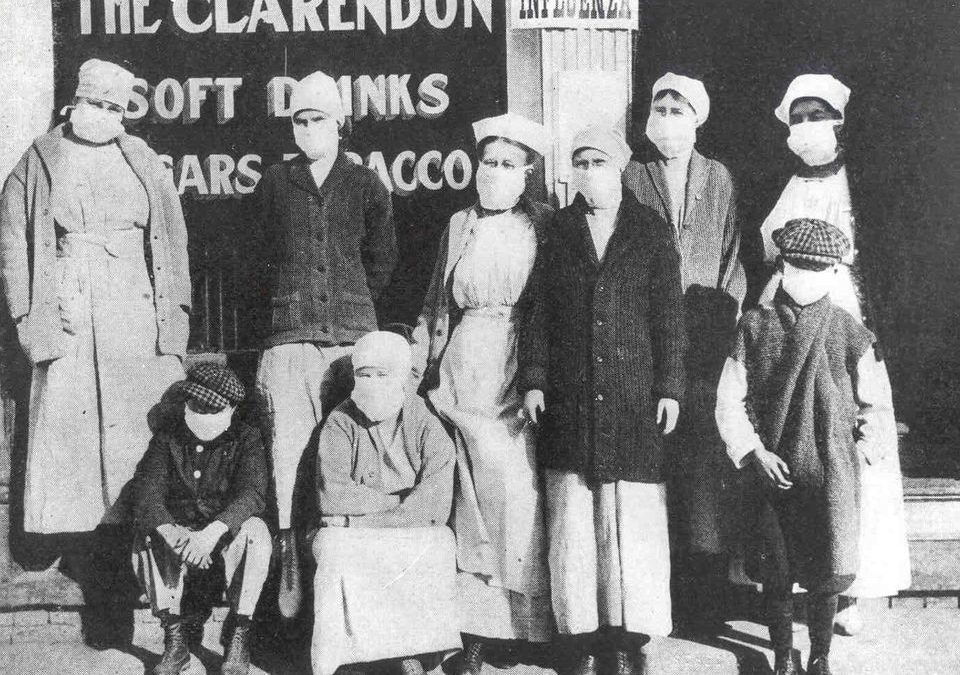 See how 1918 flu pandemic impacted your Michigan county