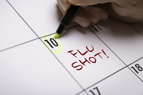 Not too late for the flu shot: 'It's safer to get the flu vaccine than it is flu'