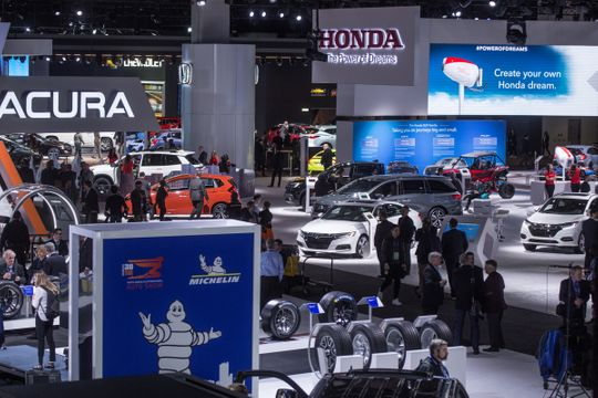 Health officials: Auto show attendees may have been exposed to rubella