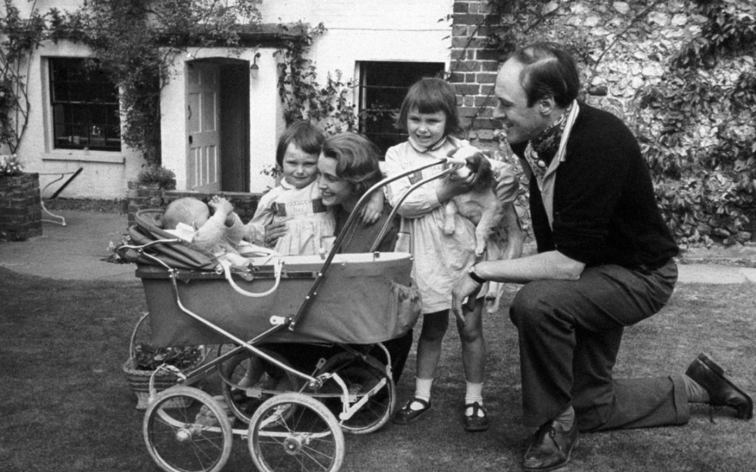 Roald Dahl's heartbreaking letter on daughter's measles death resonates amid Washington outbreak