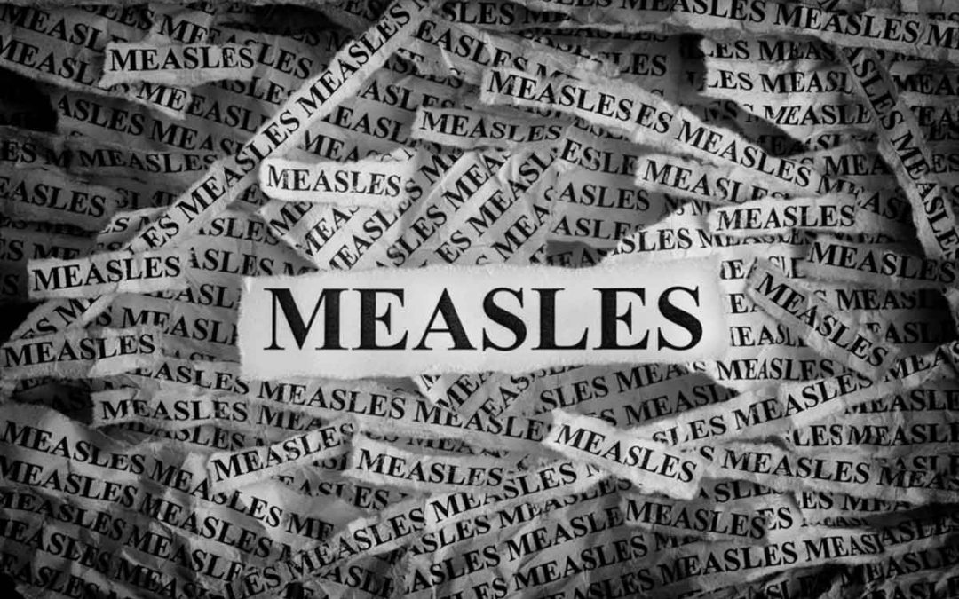 Measles Cases Reach Highest Level in More Than 25 Years, C.D.C. Says