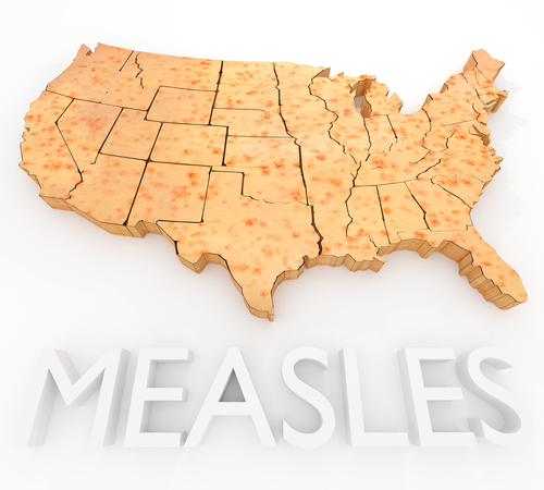 More than 800 cases of measles in US, with NY outbreak continuing to lead