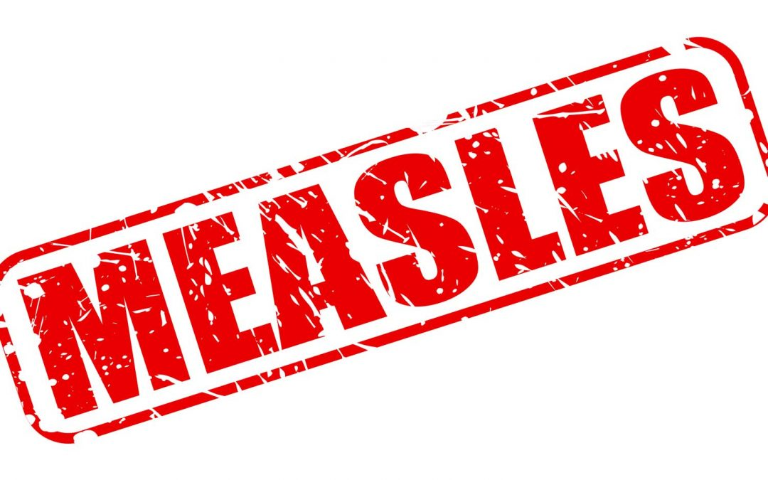 U.S. records 25 new measles cases as outbreak spreads to Ohio, Alaska