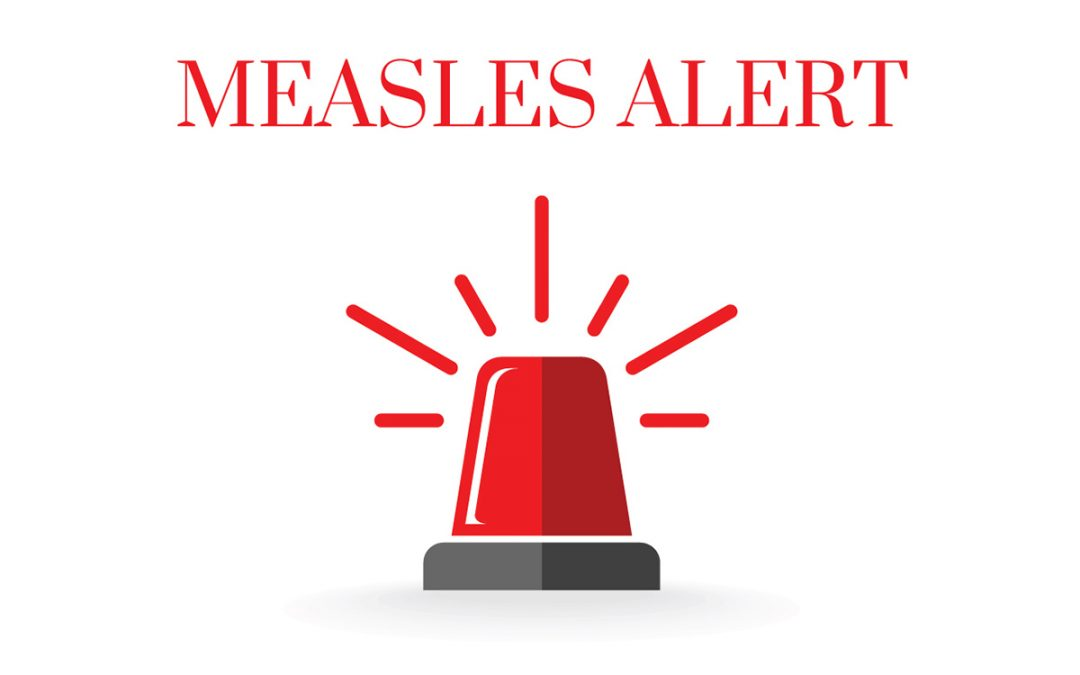 Infant Is First Measles Case Confirmed in San Diego County in 2019: Officials