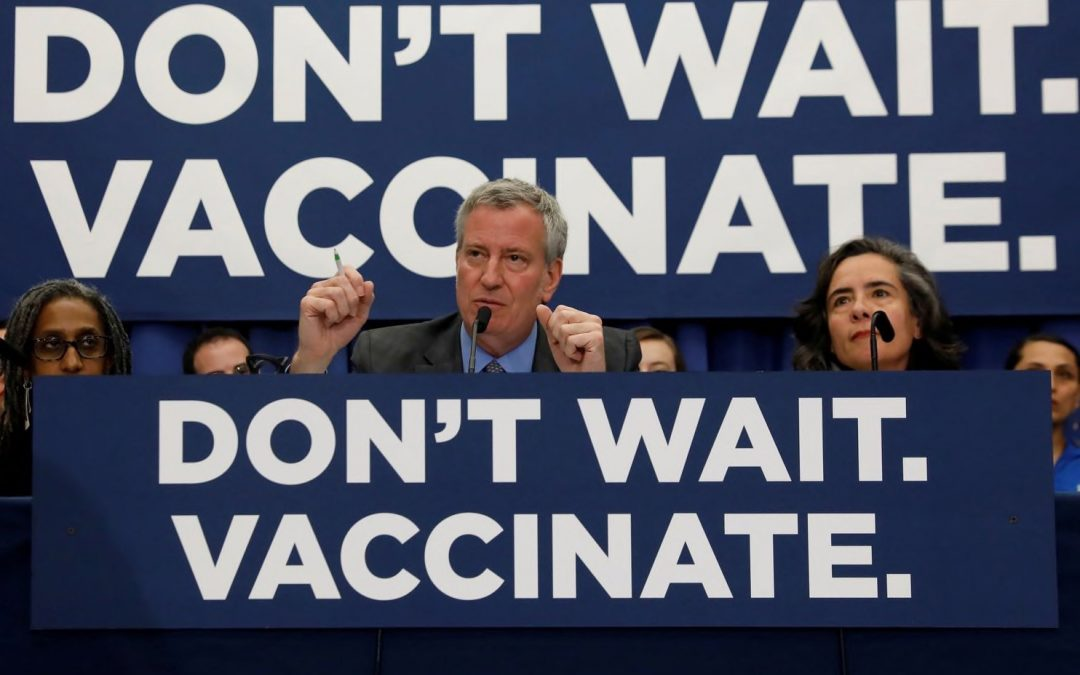 New York City declares end to largest measles outbreak in nearly 30 years
