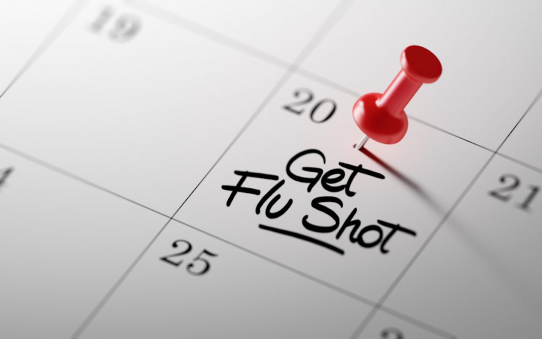 To fight covid-19, get a flu shot