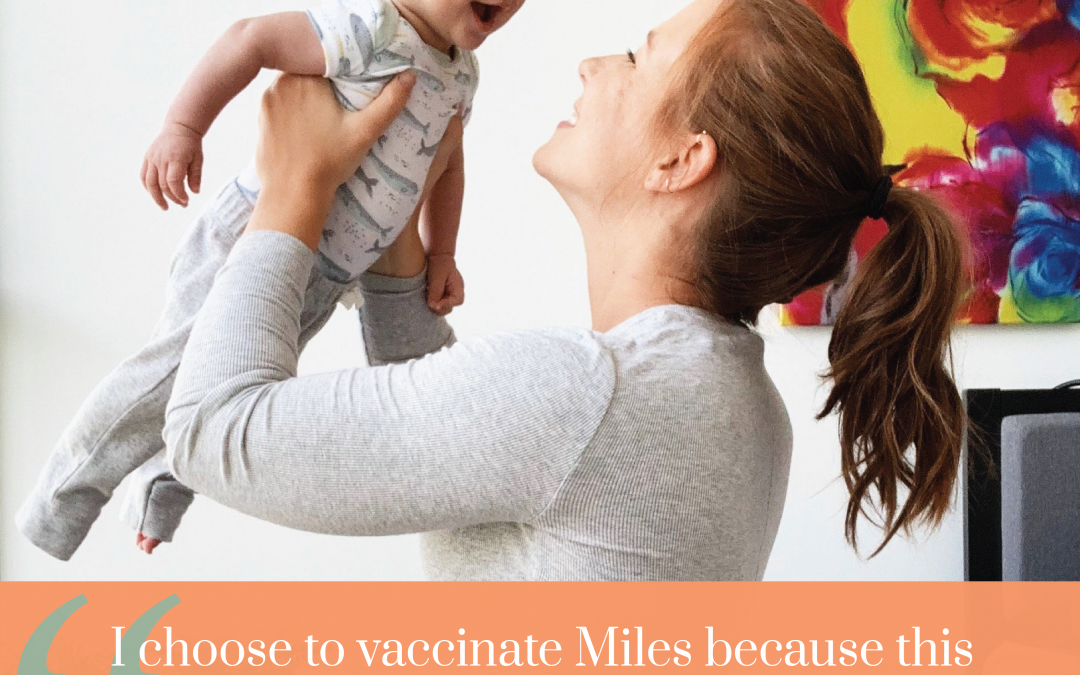 Why I Vaccinate
