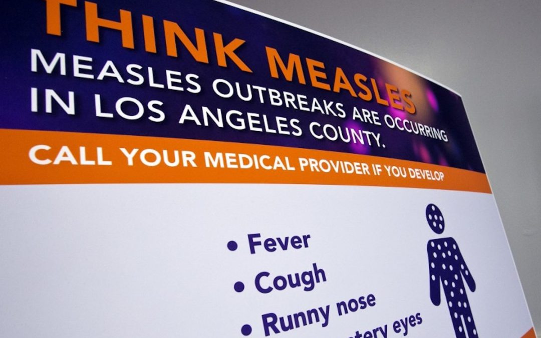 Opinion: Think measles is no big deal? Talk to my patient J.