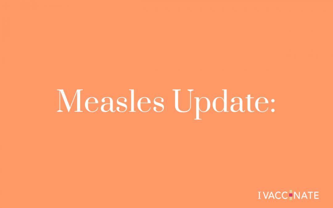 UN: Measles cases spike in numerous outbreaks worldwide