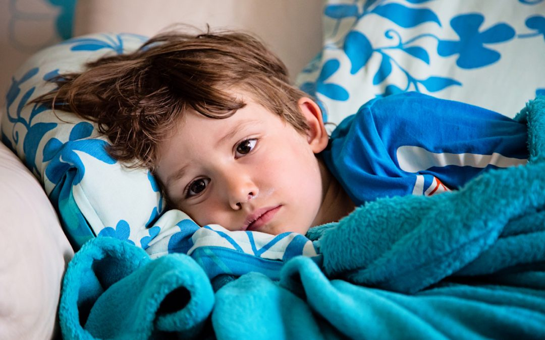 'This is very strange': Rare early emergence of influenza B virus puts children at higher risk