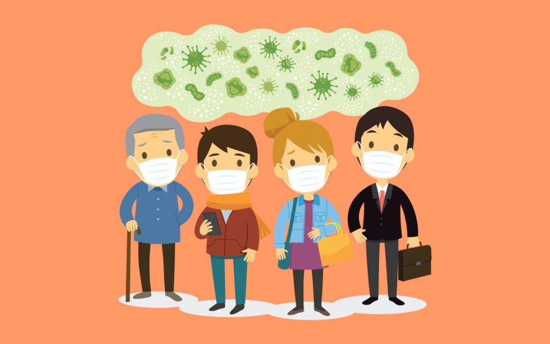 The coronavirus outbreak is concerning, but flu season is still much more dangerous