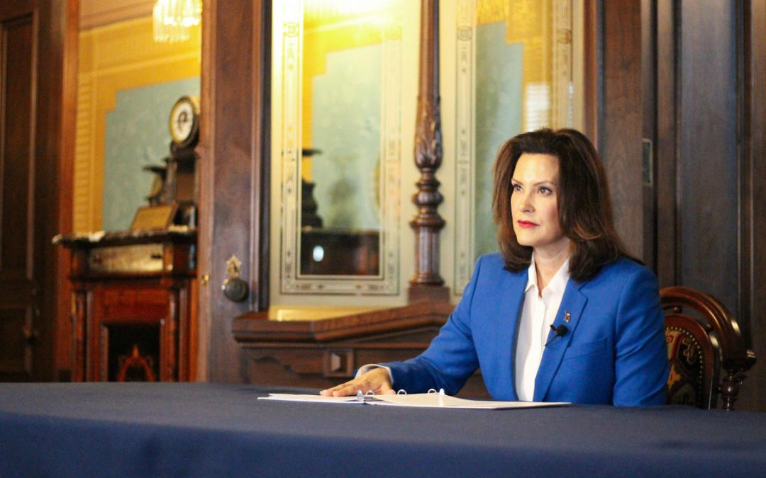 Whitmer: State aims to vaccinate 1 million more Michiganders this flu season