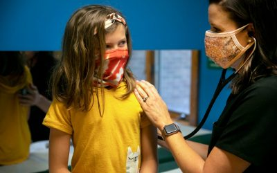 Michigan wants kids caught up on vaccines after pandemic dip
