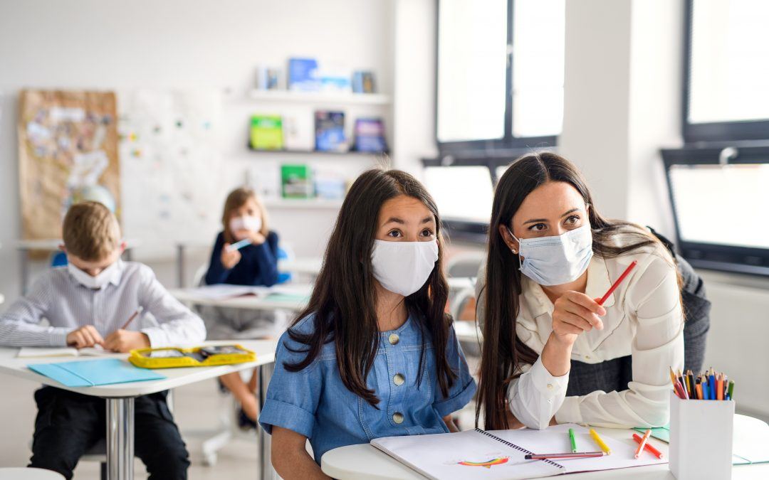Michigan teachers got COVID vaccines early, students now stand to benefit