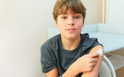 Moderna Gives 1st Vaccine Shots To Young Kids As Part Of COVID-19 Study