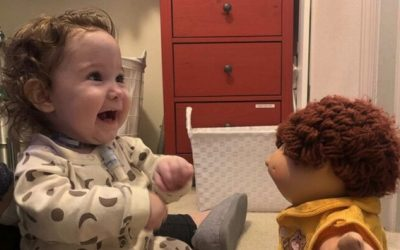 Mom warns COVID-19 is still 'serious' as her 1-year-old fights the virus