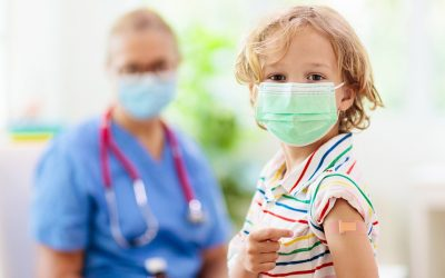 Urgent Action Needed to Catch Up on Routine Childhood Vaccinations